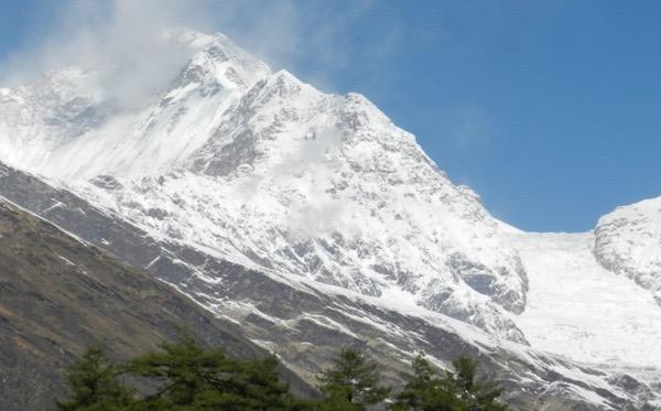 ダウラギリBCトレック【ダンプス峠(5,244m)越え】23日間